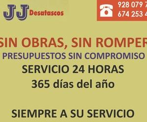 Desatascos en Las Palmas. Desatascos urgente 24 horas en las palmas.