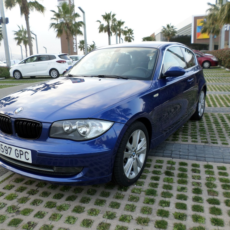 BMW 123 d  año 2009 205 cv. 109000 kms 12500 €uros: Servicios de reparación  de Automóviles y Talleres Dorado