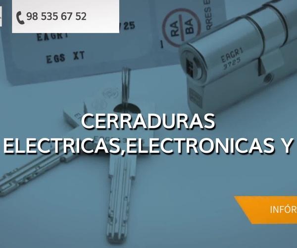 Cerrajeros urgentes en Gijón | RA-BA Cierres Eléctricos