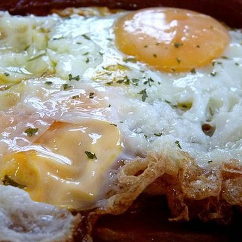 Patacas y Huevos: Carta de La Pulpería, S.L.