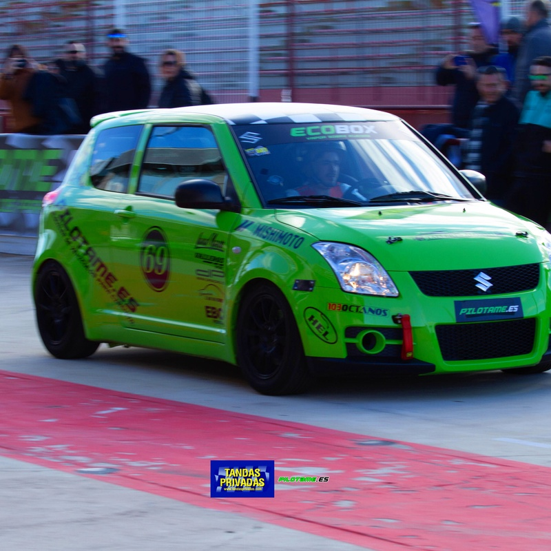 Suzuki Swift CUP: Nuestros Equipo de Pilotame