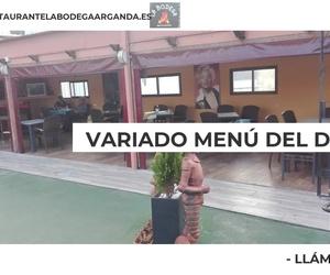 Dónde comer el Arganda del Rey | La Bodega Mesón Restaurante