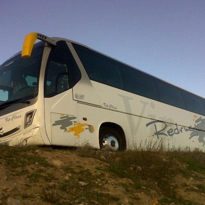 Qué cosas debes llevar a mano al viajar en autobús