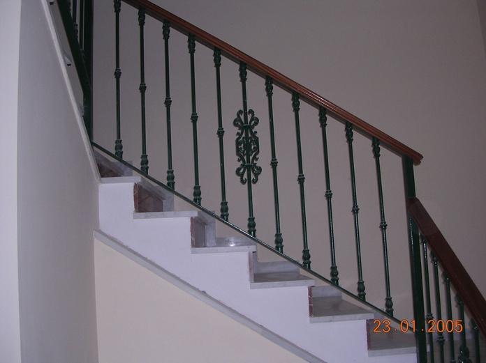 Baranda Escalera: Productos de Segura Carpintería Metálica S.L.