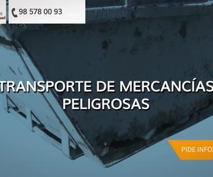 Contenedores de obra en Asturias | Contenedores José Manuel