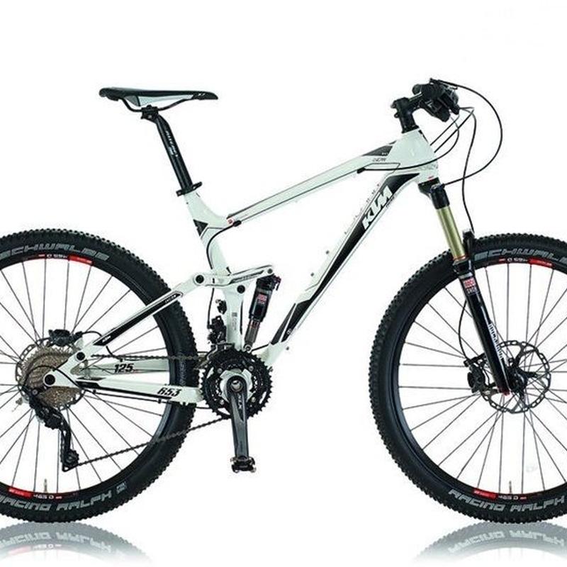 Bicicleta KTM: Catálogo de Anca, S.L.