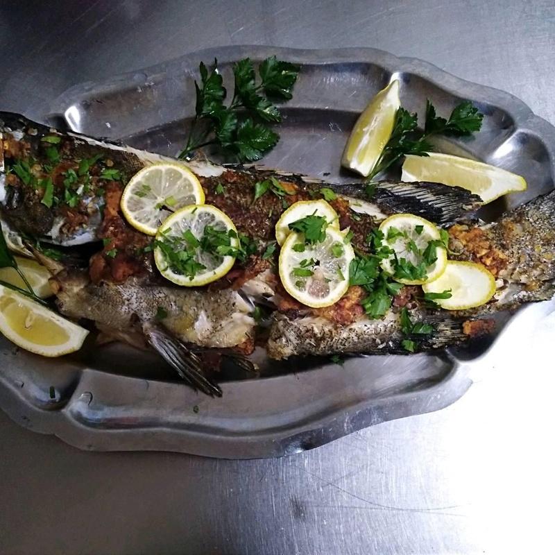 Pescados: Carta de Restaurante Amarca