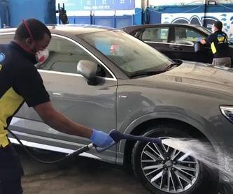 Tratamiento de cuero desde 20€: Servicios de Car Wash Alcorcón 1