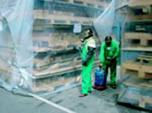 Cajas de embalaje de madera en Bizkaia