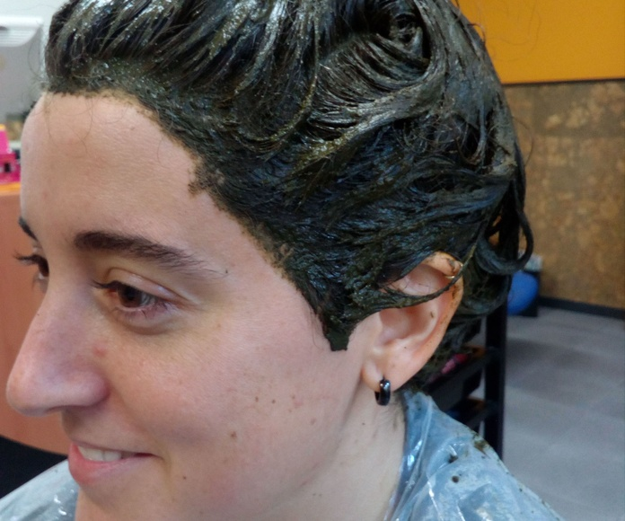 Coloracion Botanea: Servicios y tratamientos de Peluquería Udaberri