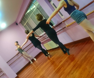 Nuevos horarios para ballet adultos en Bilbao curso 2017-2018