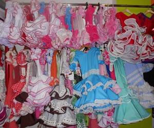 Trajes de flamenca para niñas en Cuevas del Almanzora