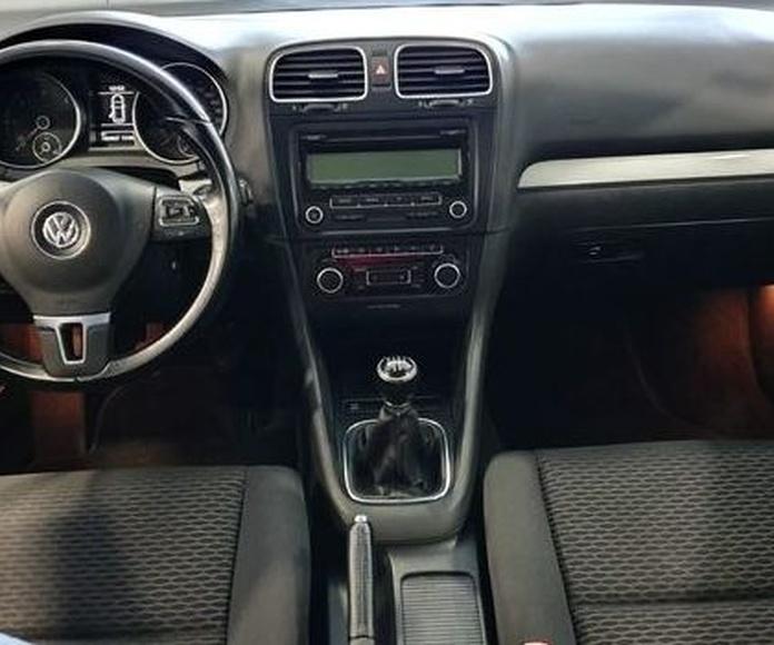 VOLKSWAGEN GOLF VI 1.6 TDI CON ENGANCHE DE REMOLQUE: Compra venta de coches de CODIGOCAR