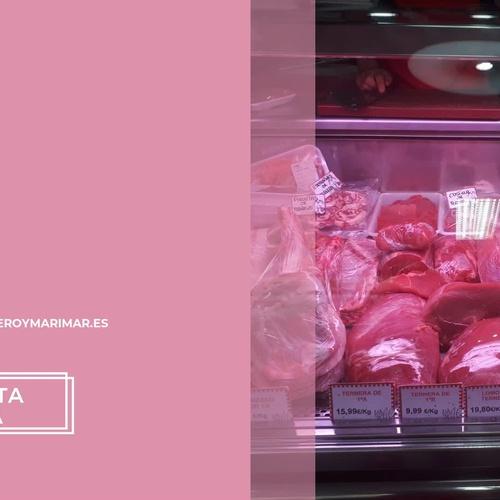 Carnicería charcutería en Zaragoza | Carnicería Charcutería Valero y Marimar