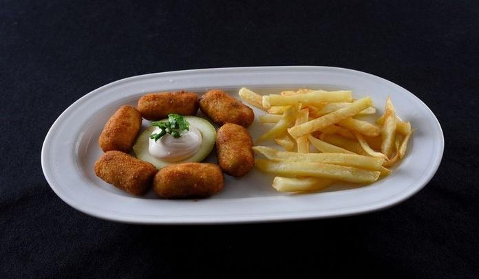 De picar (Entrantes): Carta de Restaurante - Bodegón Casa Tomás