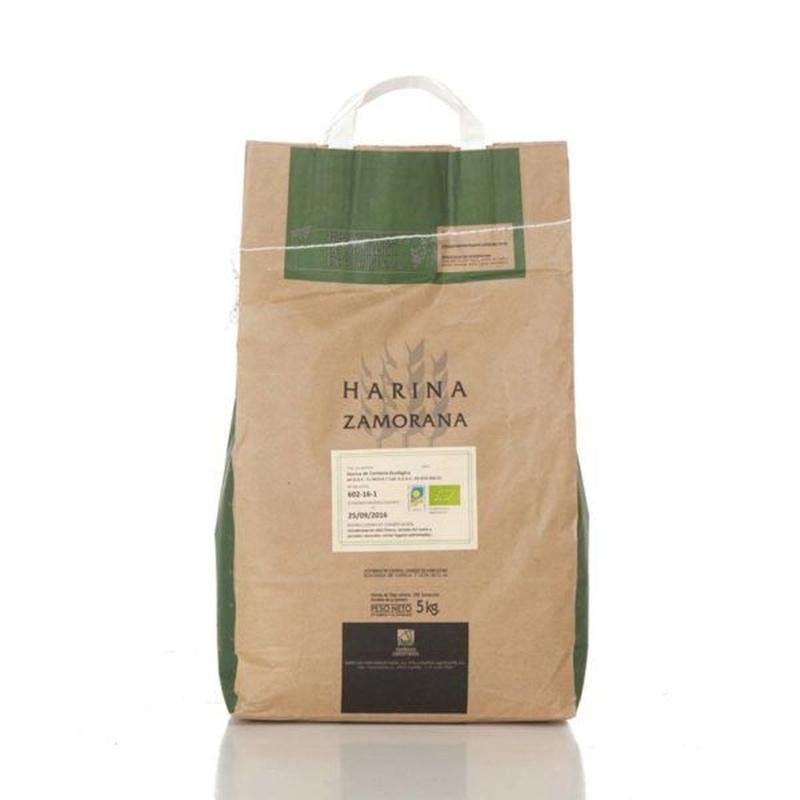Harina de centeno ecológica blanca 5 kg: Productos de Coperblanc Zamorana