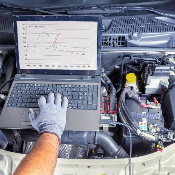 Las funciones de las centralitas del coche