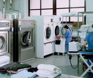 Lavanderías industriales