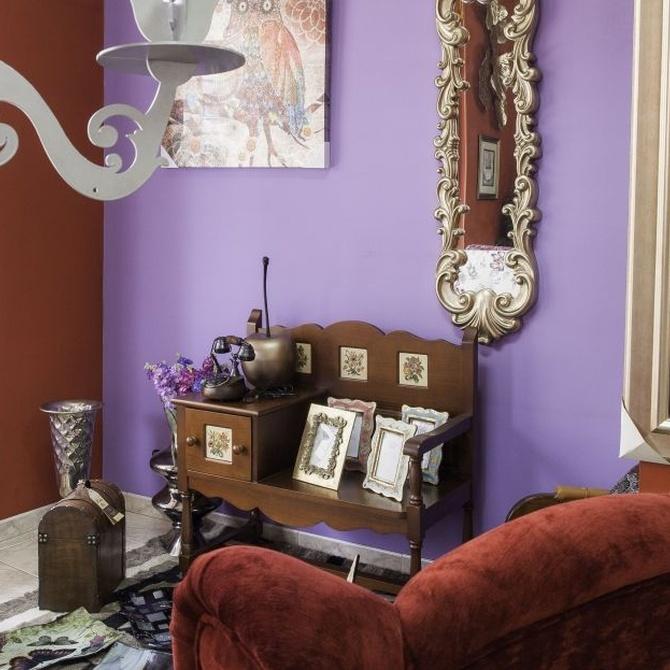 Cómo decorar un salón
