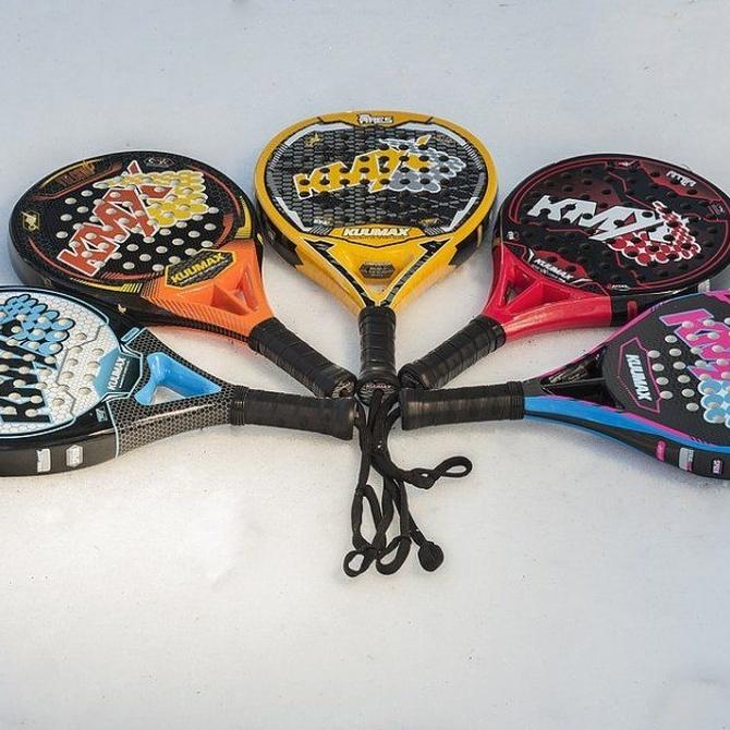 Consejos para elegir tu raqueta de pádel