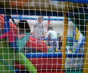 Parque de bolas en Torrelodones