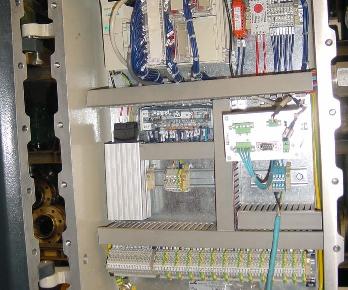 Fabricantes de equipos de proceso y maquinaria: Servicios y suministros de ATExControl
