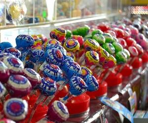 Chupachuses y caramelos en El Carmel, Barcelona