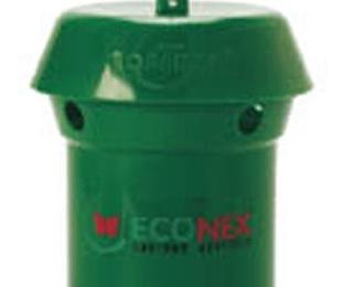 Trampa ecológica para moscas