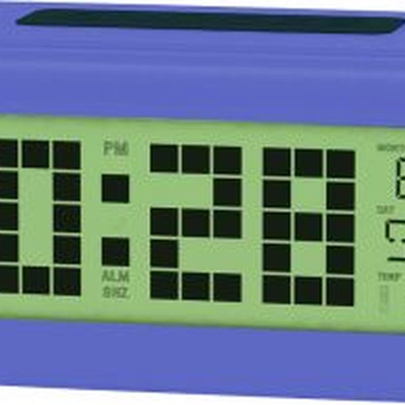 Reloj Despertador Digital DCD-24P