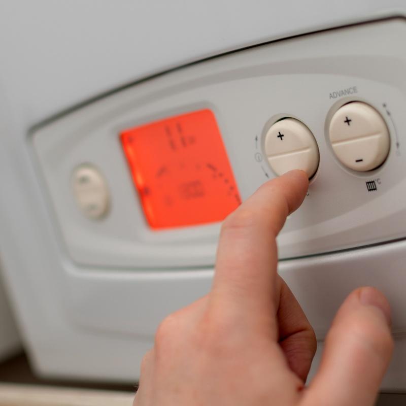 Calderas y termos eléctricos: Servicios de Sanitarios Fernández