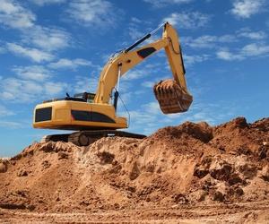 Trabajos de excavaciones en Alicante