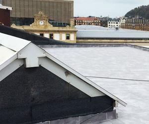 Impermeabilización de terrazas en San Sebastián