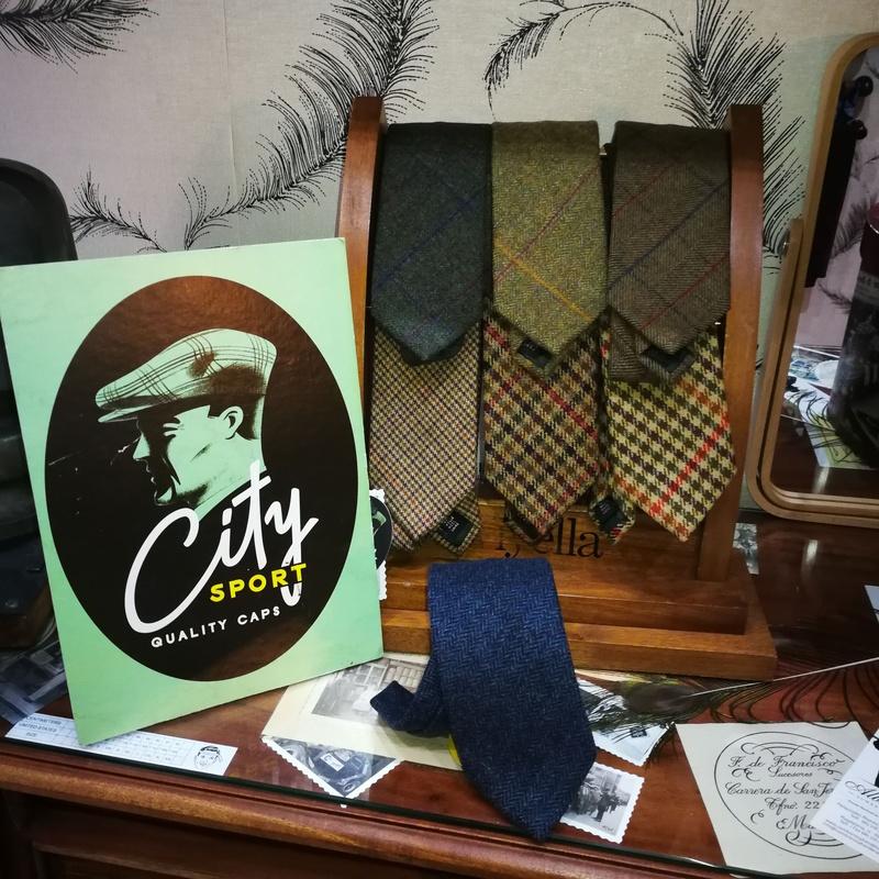 Corbatas: Sombreros, gorras y más de Sombrerería Citysport