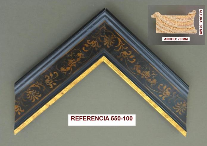 REF 550-100: Muestrario de Moldusevilla