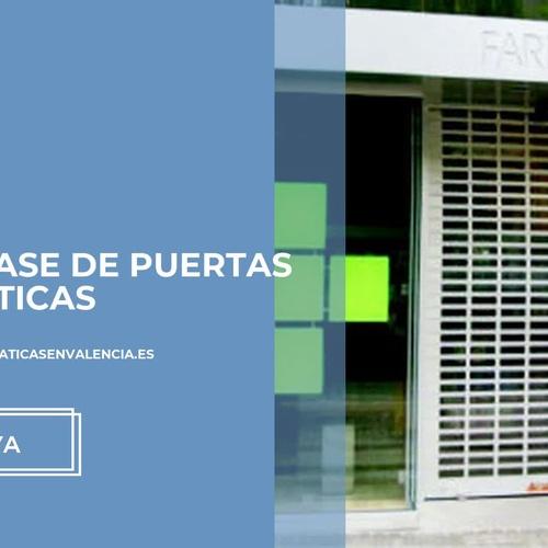 Motores para puertas de garaje en Valencia | Monmatic