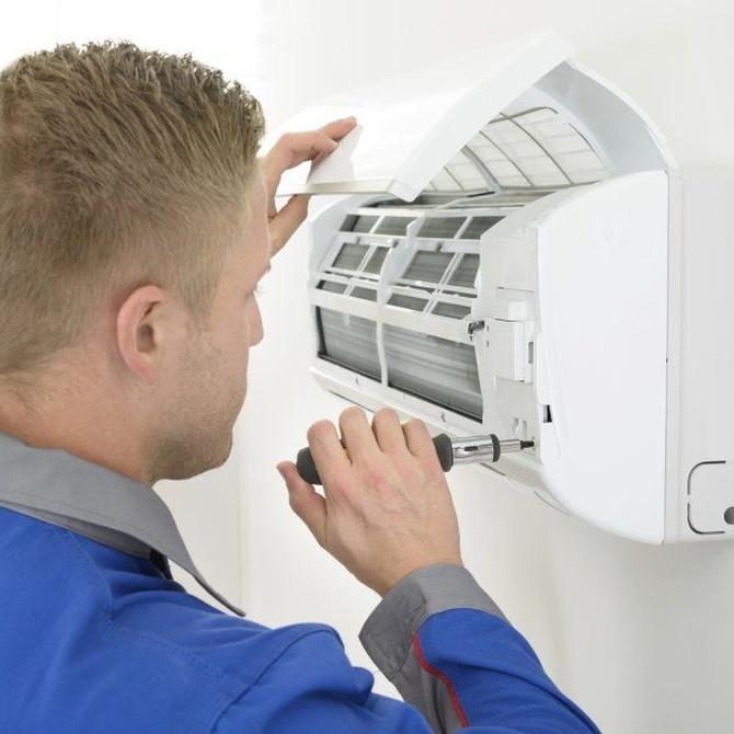 Consejos de limpieza y mantenimiento del aire acondicionado