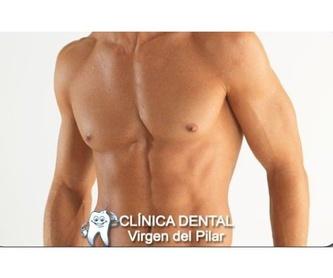 Tratamiento de arrugas : Tratamientos de Clínica Dental Virgen del Pilar