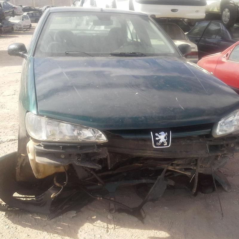 Peugeot 406 en Albacete en Desguaces Clemente