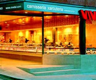 Butifarra de boniato y castaña: Catálogo de Carnisseria-Xarcuteria Cal Vivet