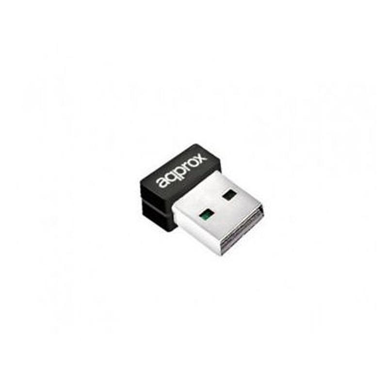 approx APPUSB600NANO adapt. 600n nano USB 2.0   5Ghz Doble banda: Productos y Servicios de Stylepc