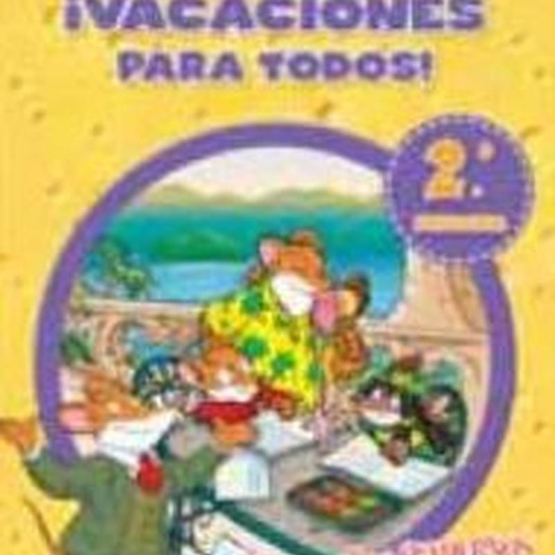 EP 2 - ¡VACACIONES PARA TODOS! - GERONIMO STILTON
