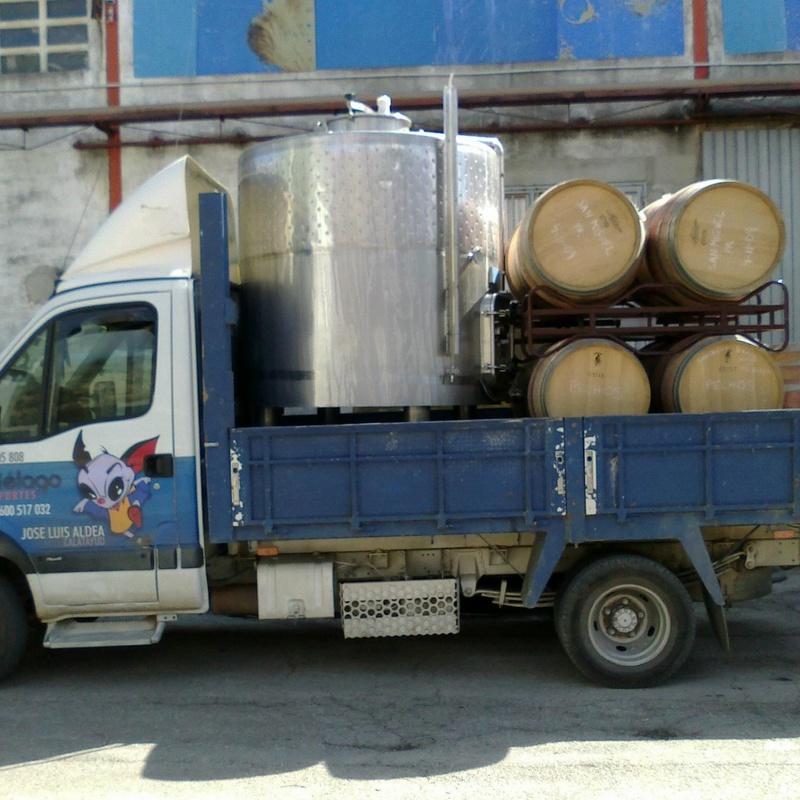 Transportes especiales: Servicios de Transportes el murciélago