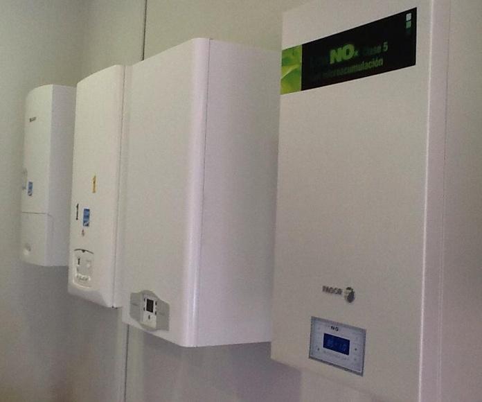 Instalamos Tu calefacción en Toda Bizkaia con los mejores materiales