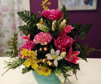 Anhturium: Nuestras flores de Bouquet Flores y Plantas