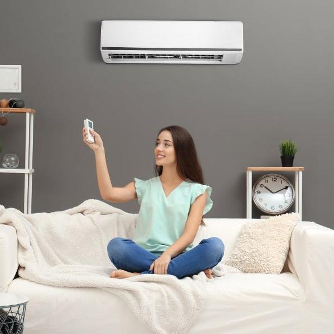 Sistemas de aire acondicionado central
