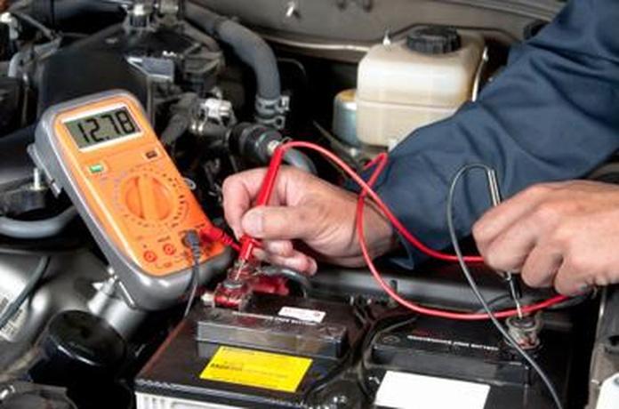 Electricidad: Servicios de JCR Motorsport