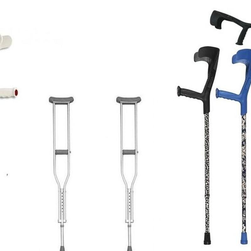 MULETAS: Catálogo de Ortopedia Bentejui