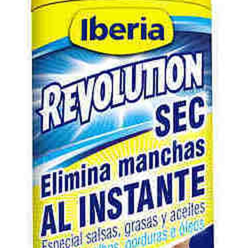 Iberia revolution sec