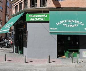 Fachada de nuestro bar de tapas en Prosperidad, Madrid