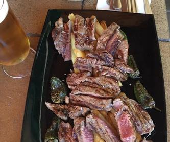Carne de cerdo - Carne de porc: Catálogo de Restaurante Vanessa